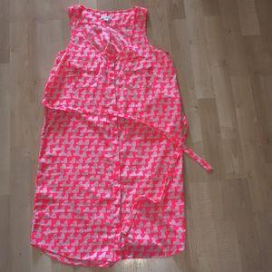 3/$15 Neon Patterned Gap Dress